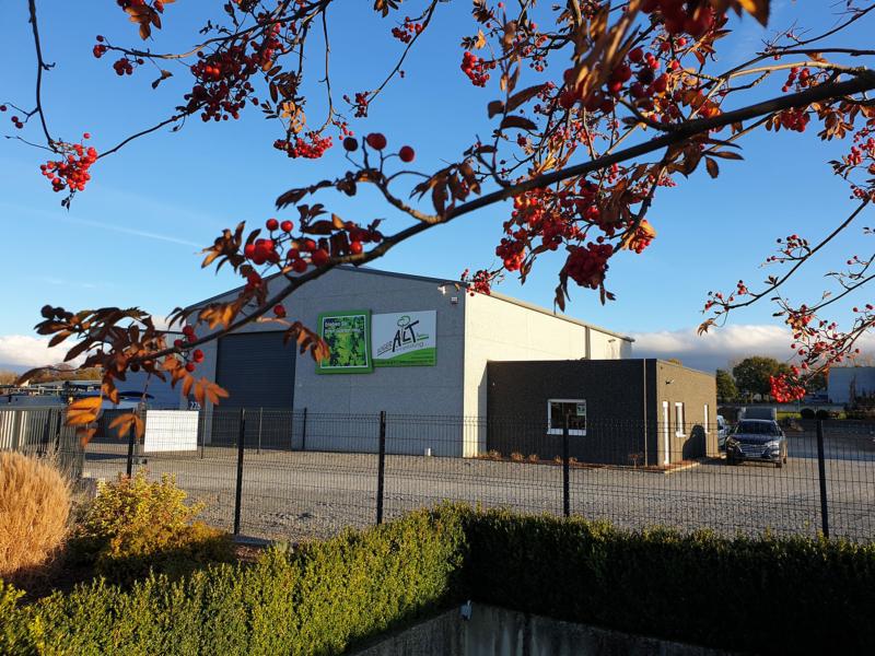 Firmengebäude Bild